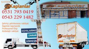 Kayseri Nakliye