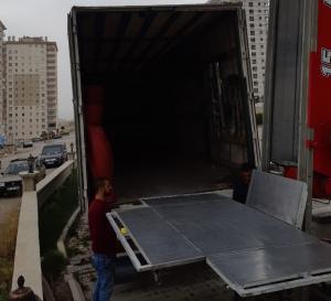 kayseri asansörlü ev taşıma